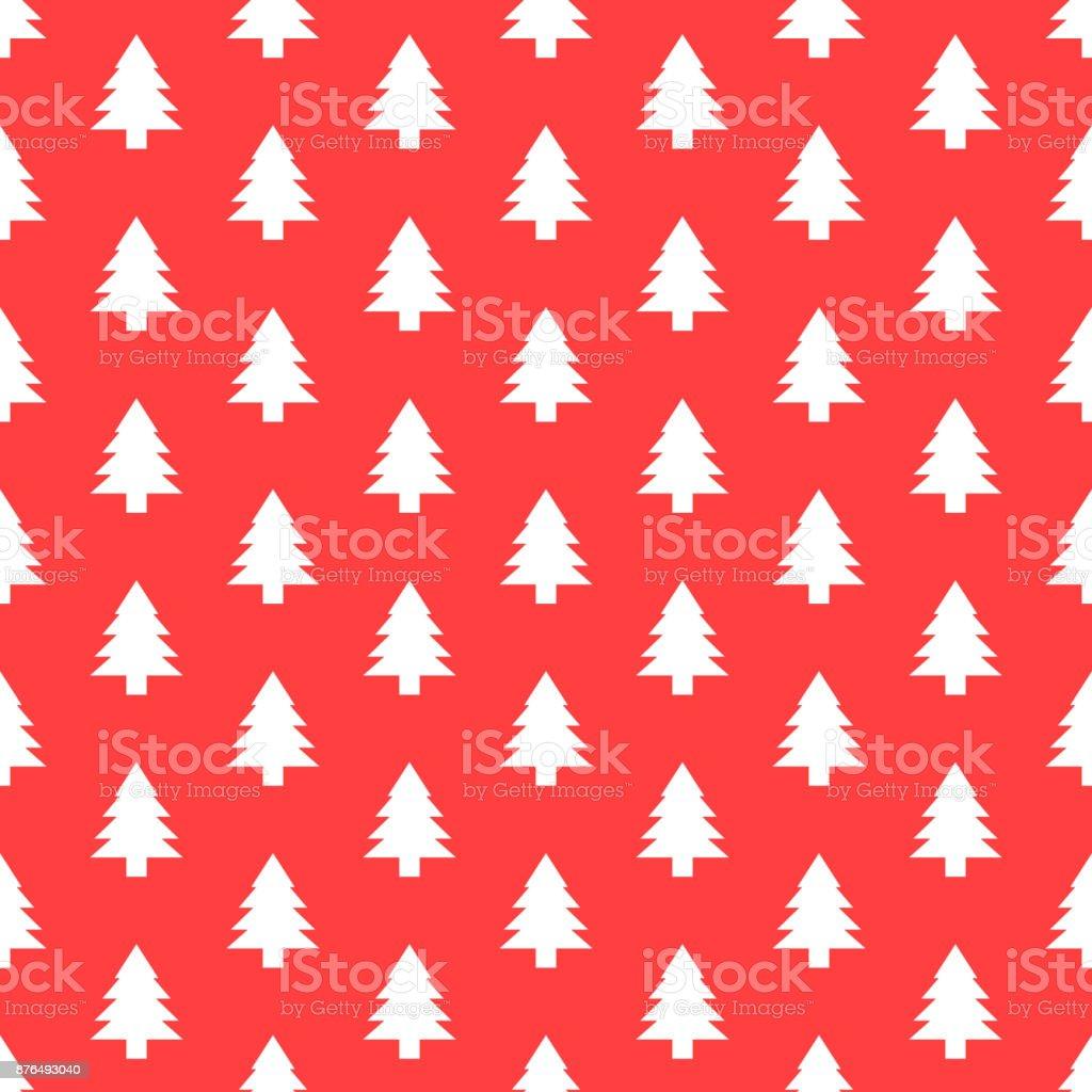 クリスマス ツリーとのシームレスなパターンクリスマス壁紙や包装紙のテクスチャ 18年のベクターアート素材や画像を多数ご用意 Istock