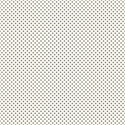 Seamless pattern with crosses