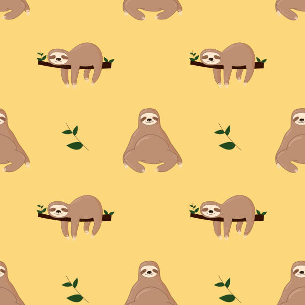 35+ Trends For Kawaii Cute Cute Sloth Cartoon Sloth ...