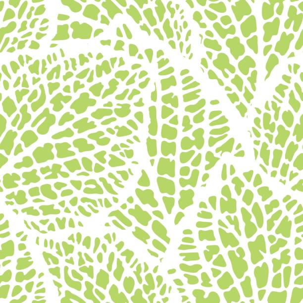 Seamless pattern with decorative leaves. Natural detailed illustration Seamless pattern with decorative leaves. Natural detailed illustration. natural pattern stock illustrations