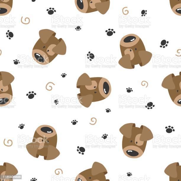 Seamless pattern with dog vector id1185405888?b=1&k=6&m=1185405888&s=612x612&h=m5ilhjctfveud1nlkwruh0immckzhrswk pceo6frfc=