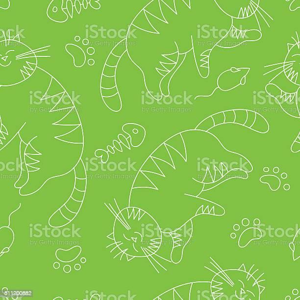 Seamless pattern with doodle sleeping cat vector id511200882?b=1&k=6&m=511200882&s=612x612&h=vqw1ckvaqt09rcbebuq3y34lbaezkh4wqtptmprwu3a=