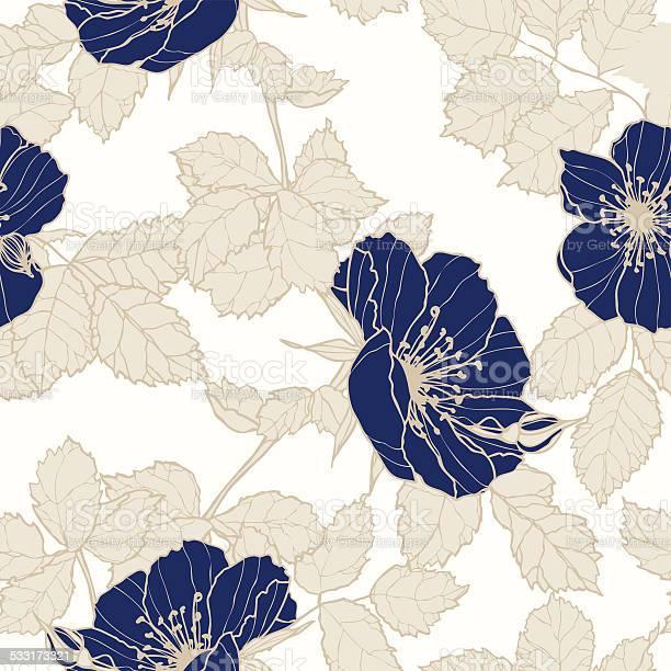 Seamless pattern with flowers vector id533173321?b=1&k=6&m=533173321&s=612x612&h=s95u7shx9kwbfwworjclseb8x8iuhcjjaoinx3ptrbq=