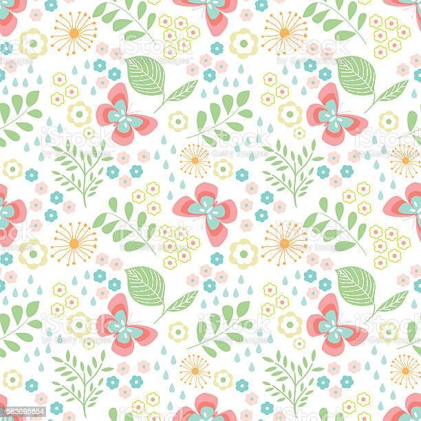 Seamless pattern with flowers vector id583695854?b=1&k=6&m=583695854&s=612x612&h=pvvbjiqijmsuskxnjhj6fv6d t3rfmy9 mzv wr3tfa=