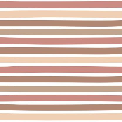 Seamless pattern with horizontal stripes.