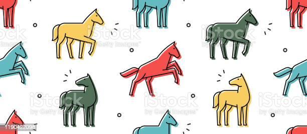 Seamless pattern with horses vector id1190422098?b=1&k=6&m=1190422098&s=612x612&h=k3w6dbz7ok6xbzkdvywmiuorfnuzmthpi4ukimyffgc=