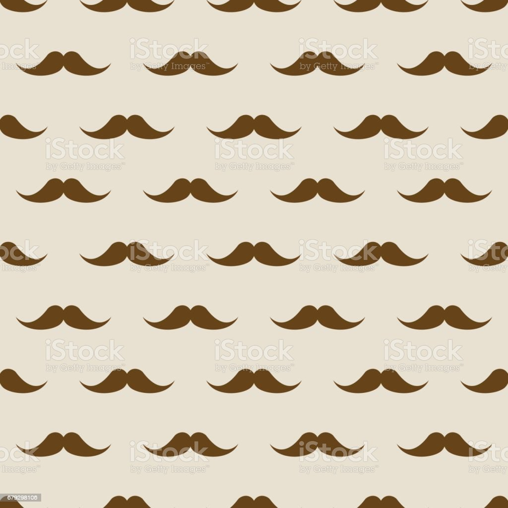 Seamless pattern with mustaches. Male fashion hipster background royalty-free seamless pattern with mustaches male fashion hipster background stock vector art & more images of abstract