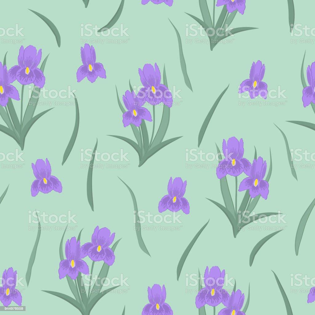 Encantador Uñas Y El Diseño De Imagen De Color Púrpura Festooning ...