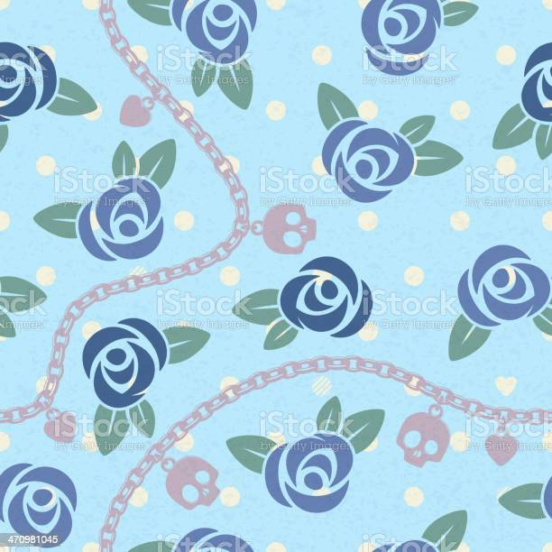 Seamless pattern with roses and chains blue back color vector id470981045?b=1&k=6&m=470981045&s=612x612&h=tfd bnmjlo8avj3atzzf kpmr8af8ygm13machcsiuu=