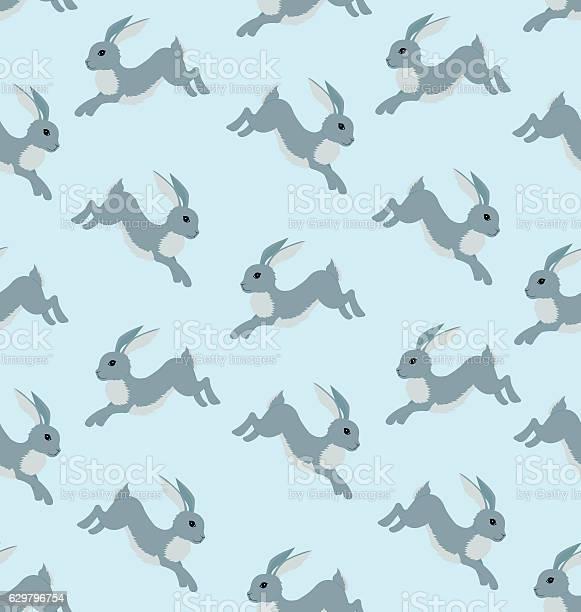 Seamless pattern with running hare vector id629796754?b=1&k=6&m=629796754&s=612x612&h=w2vgokkmtexetawhwid5hasiatupyq0vpebfuhkfvxk=