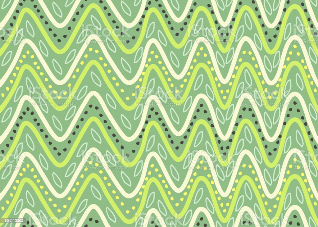 seamless pattern with waves and points royalty-free seamless pattern with waves and points stock vector art & more images of backgrounds