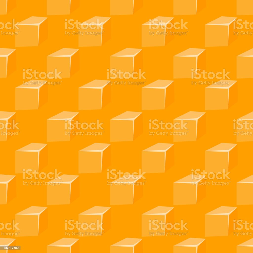 Seamless pattern with yellow cheese and holes cheddar milk edam breakfast background design. vector illustration vector art illustration