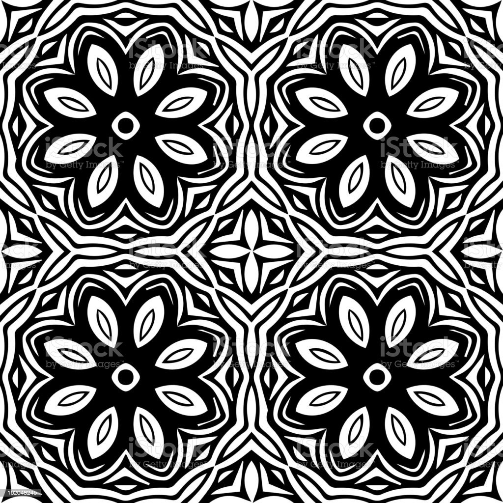 Seamless pattern_3 royalty-free stock vector art
