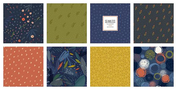 Seamless Patterns Set_03