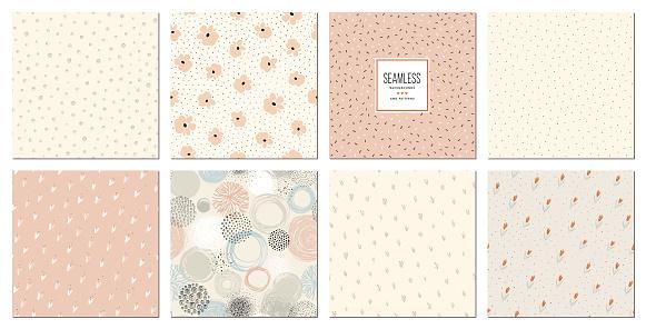 Seamless Patterns Set_04