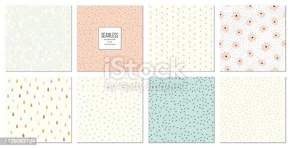 istock Seamless Patterns_05 1126083134