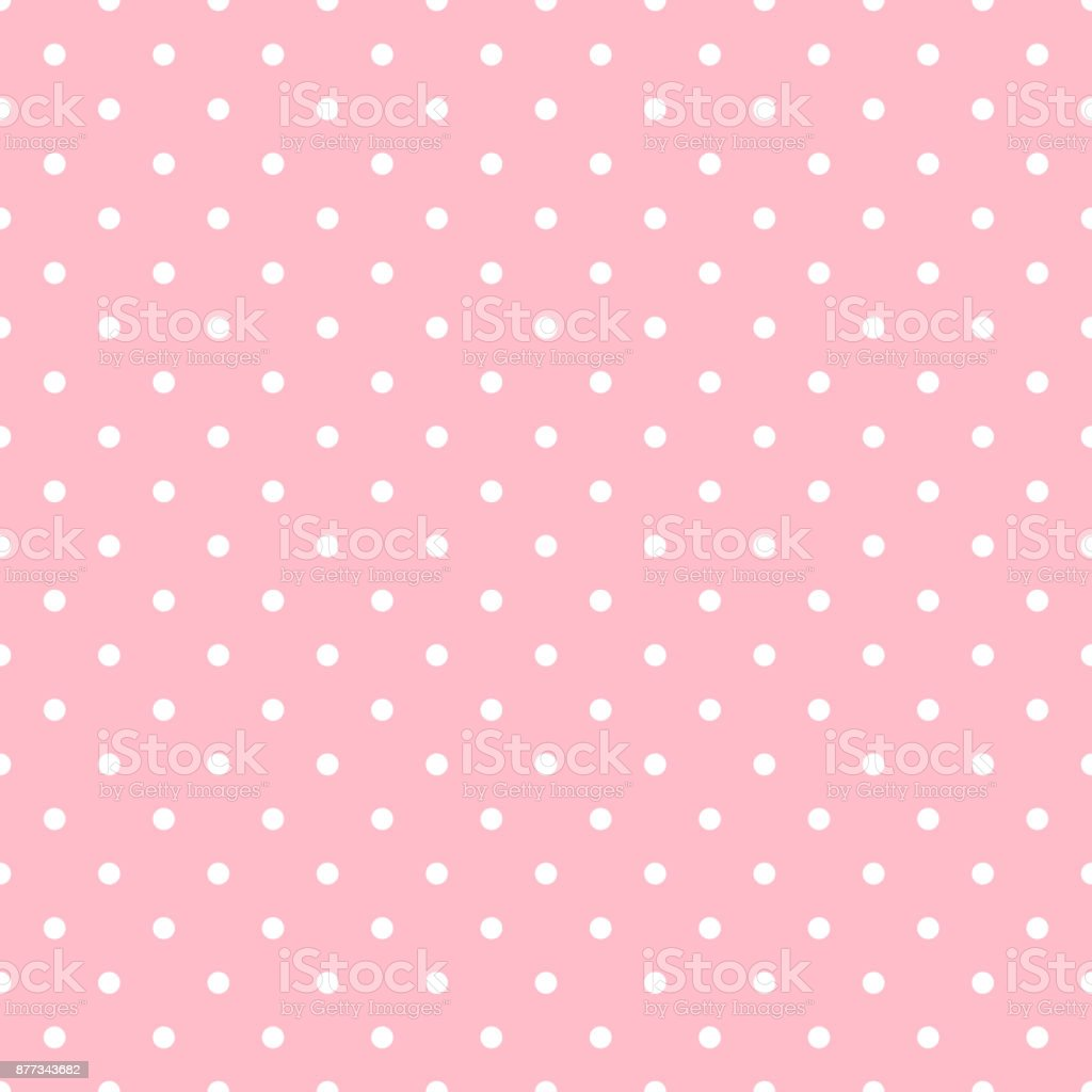 Seamless pink polka dot background stock vector art more images seamless pink polka dot background royalty free seamless pink polka dot background stock vector art voltagebd Images