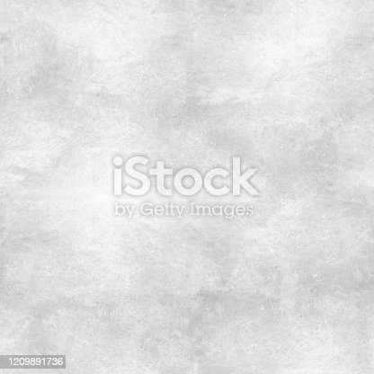 istock Seamless plain concrete vector background - abstract illustration in gray shadows with light slight abrasions to the surface - the effect of a frozen surface with little pollutions wrinkles dots and discoloration 1209891736