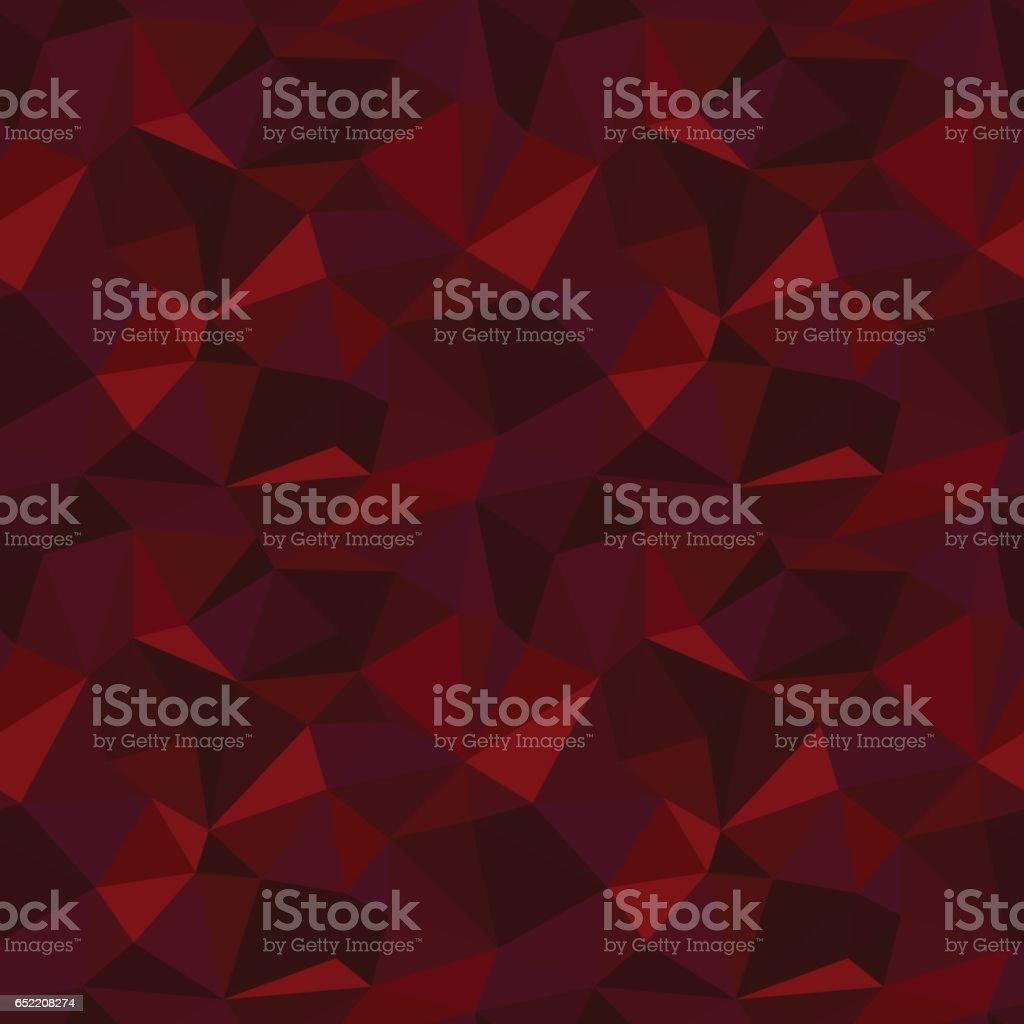 Seamless poligonal pattern.