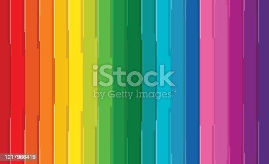 seamless  rainbow  background