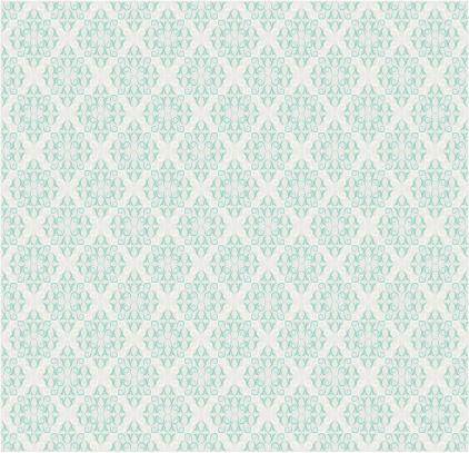 Seamless Retro Background Pattern ( Vector )