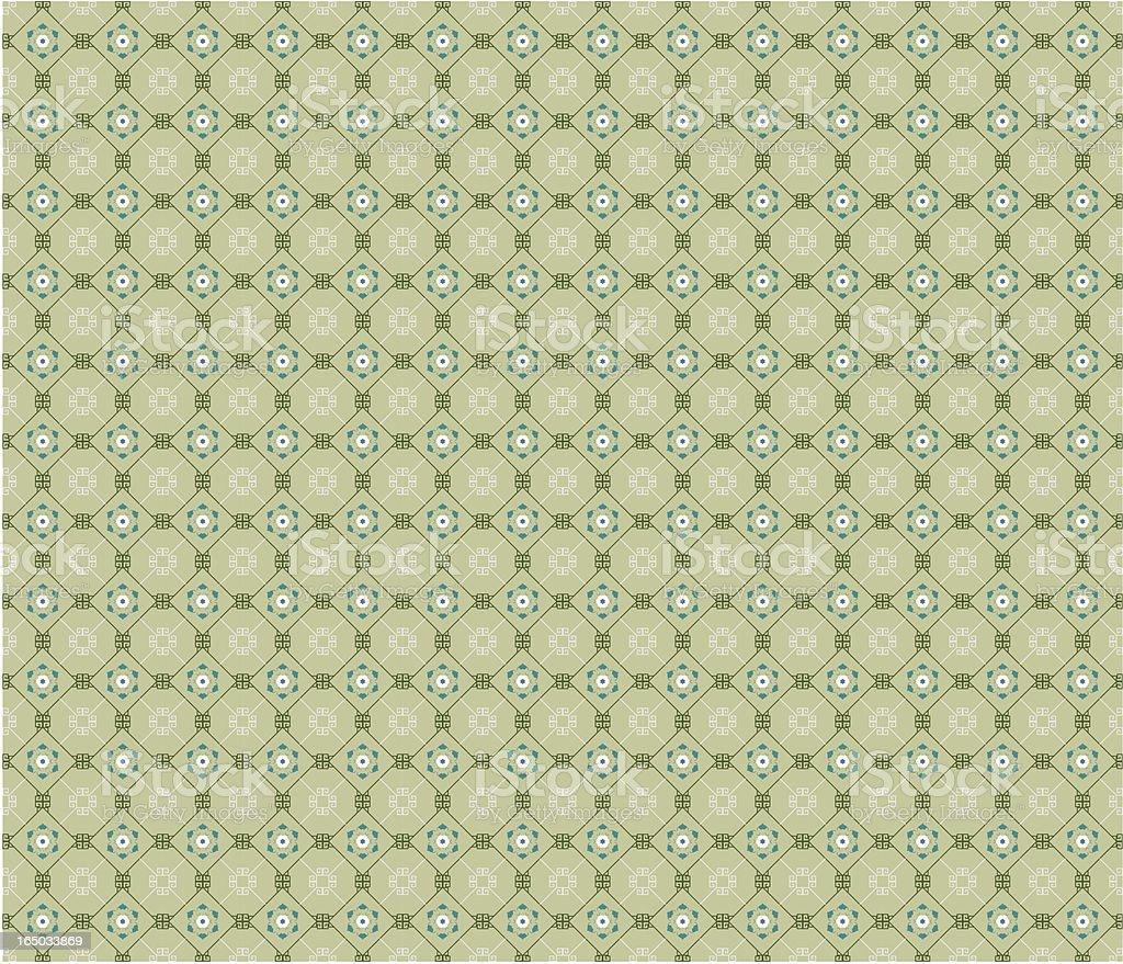 Seamless Retro Background ( Vector ) vector art illustration