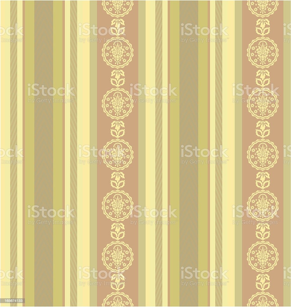 Seamless Retro Wallpaper royalty-free seamless retro wallpaper stock vector art & more images of 1940-1949