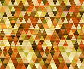 seamless  rhomb wood textured  pattern