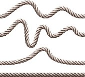 seamless rope banners