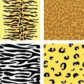 Skins pattern