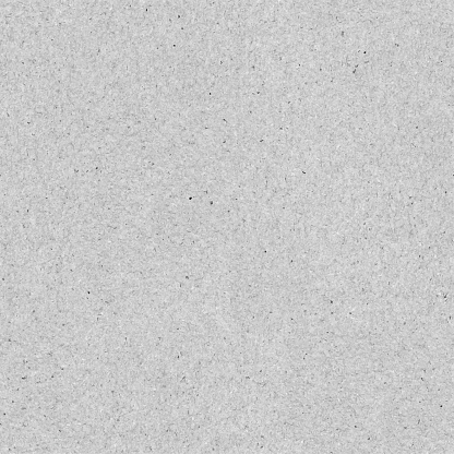 Seamless smooth polluted gray recycled handmade paper - concrete tile in vector with visible components - paper background full of dots spots discolorations - raw and harsh structure
