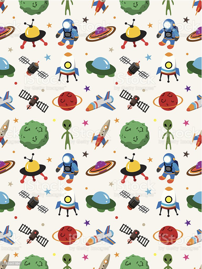 seamless space pattern royalty-free seamless space pattern stock vector art & more images of alien