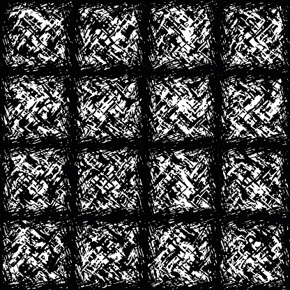 Seamless square texture carpet