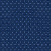Seamless stars texture. Vector art