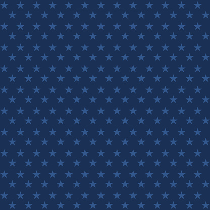 Seamless Stars Texture Vector Art Stock Illustration - Download Image Now