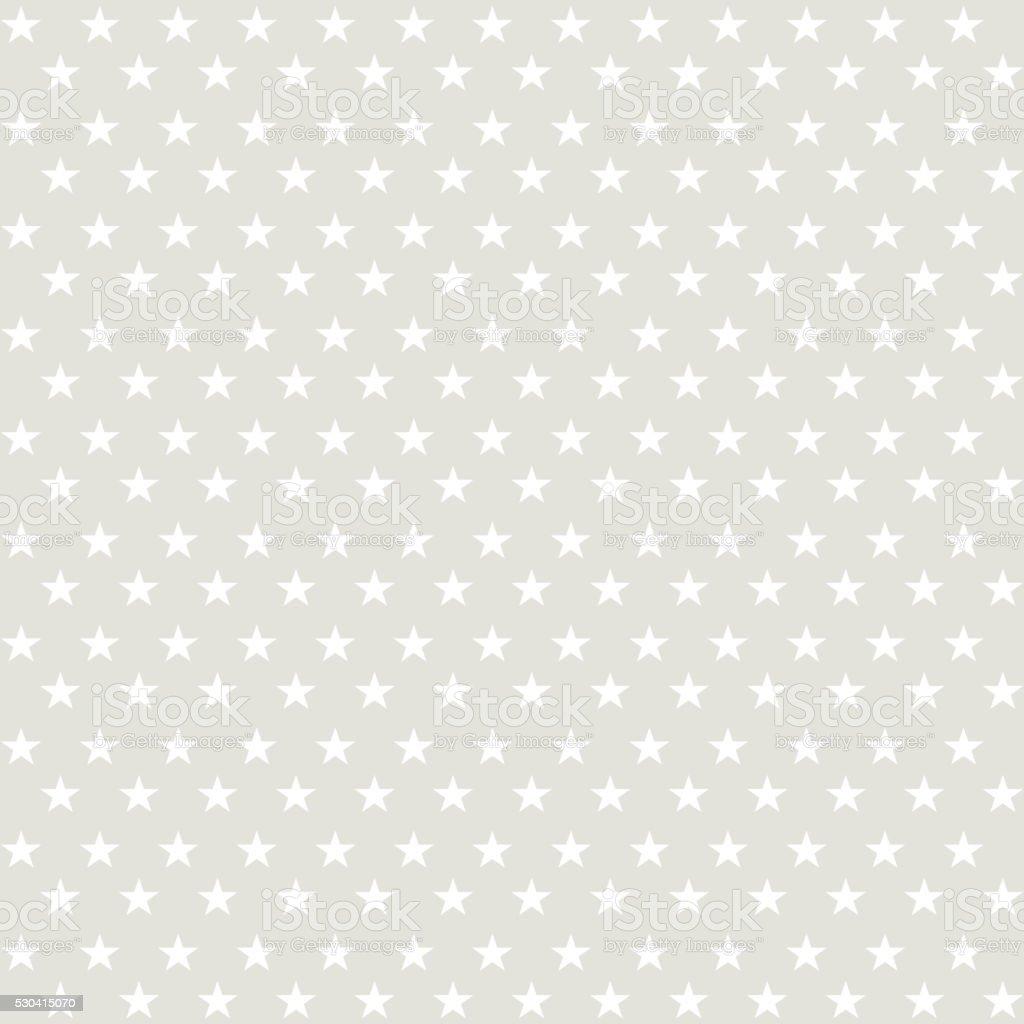 Seamless stars texture. Vector art vector art illustration
