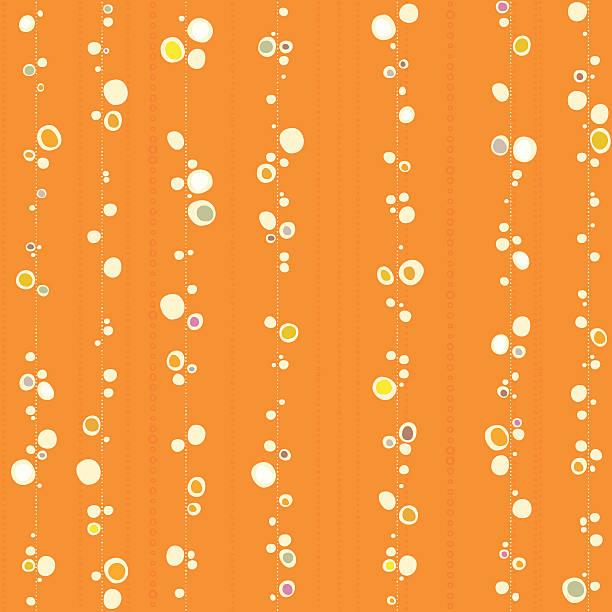 Seamless strings background vector art illustration