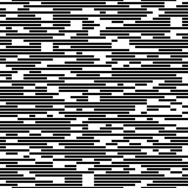 Nahtlose Streifen Muster – Vektorgrafik