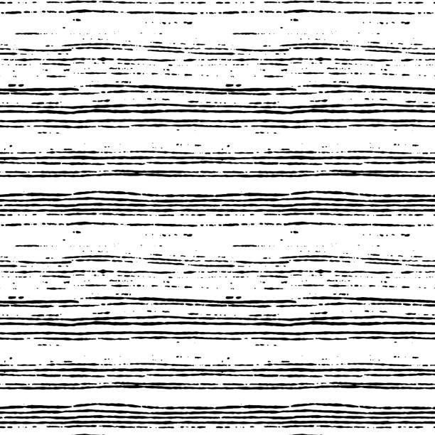 nahtlose streifenmuster - hausgemacht stock-grafiken, -clipart, -cartoons und -symbole