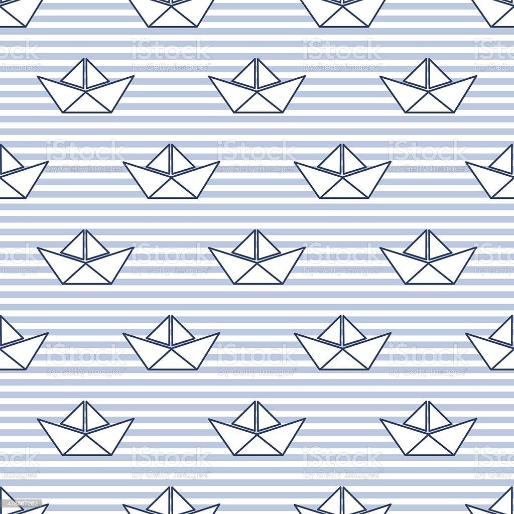 Ilustración de Patrón Sin Costuras De Verano Con Libro Blanco ...