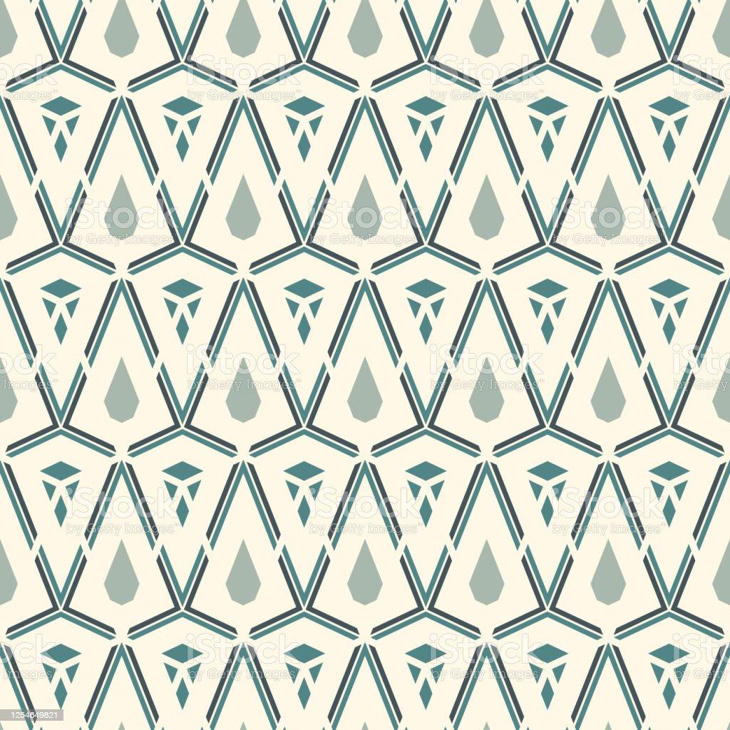 ひび割れた石とのシームレスな表面パターン繰り返しミニ三角形の壁紙台無しの宝石と幾何学的な境界線 すりおろしのベクターアート素材や画像を多数ご用意 Istock