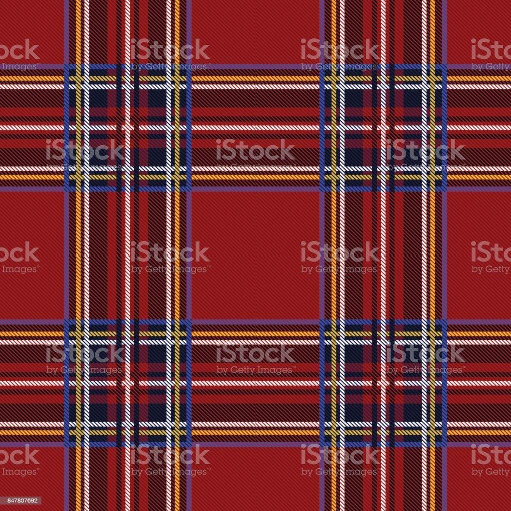nahtlose tartan muster hintergrund karomuster weihnachtsdekoration schottische ornament vektor. Black Bedroom Furniture Sets. Home Design Ideas