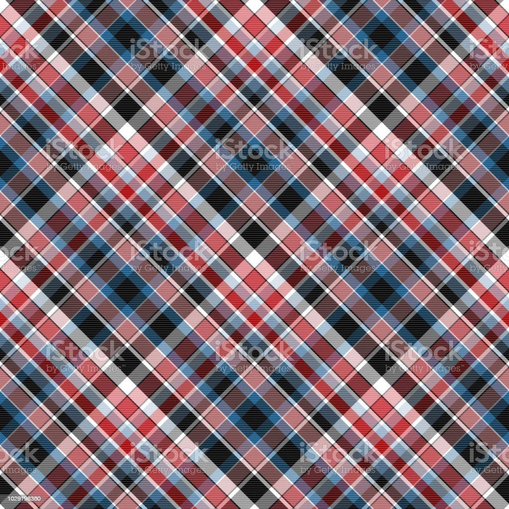 402beacdd Ilustración de Patrón De Tela Escocesa De Tartán Inconsútil y más ...