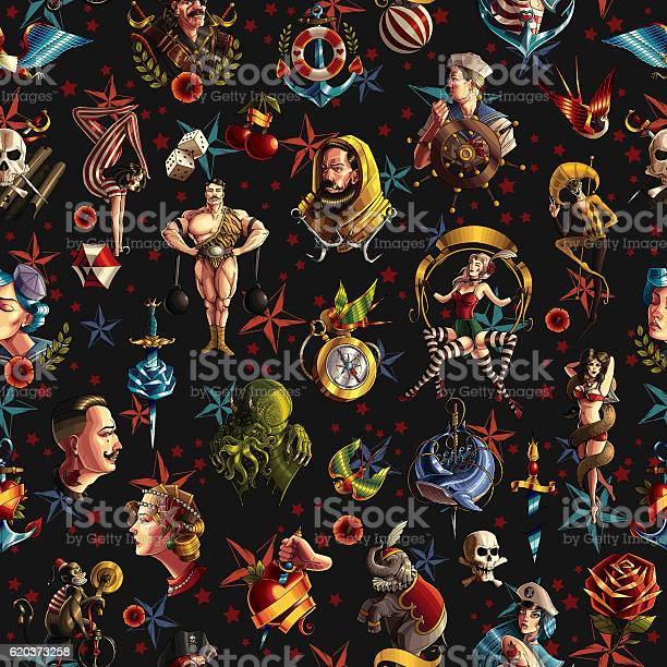 Seamless tattoo texture vector id620373258?b=1&k=6&m=620373258&s=612x612&h=josurkzz6xapx r2uhd7bollnmtd atsjcmdev03hya=