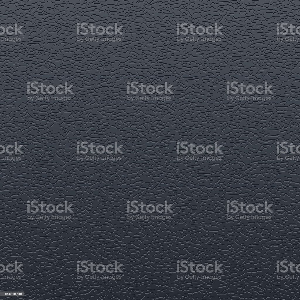Seamless texture. 1 credits. Black surface plastic effect empty background vector art illustration