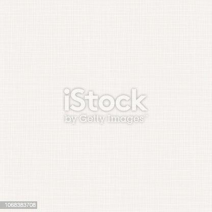 istock Seamless texture of canvas 1068383708