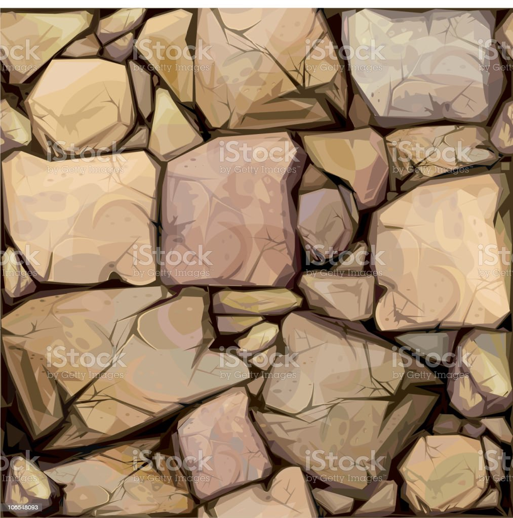 Seamless texture of stones royalty-free seamless texture of stones stock vector art & more images of asphalt