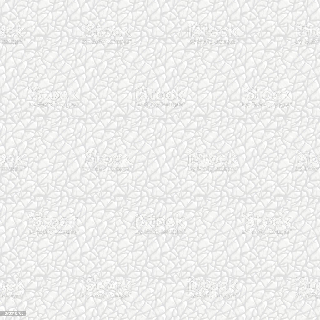 seamless texture of white leather.