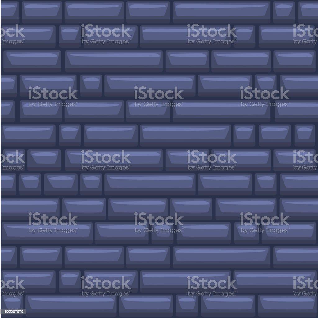 Seamless texture placing blue stone wall seamless texture placing blue stone wall - stockowe grafiki wektorowe i więcej obrazów abstrakcja royalty-free