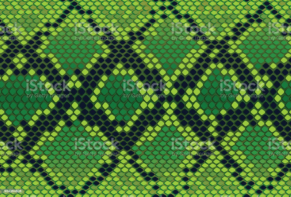Seamless texture with a reptile skin, snake skin